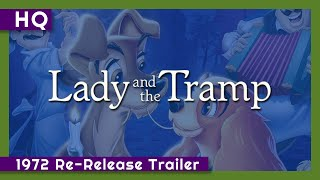 Lady and the Tramp (1955) 1972 Re-release Trailer