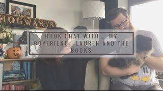Book Chat with... MY BOYFRIEND