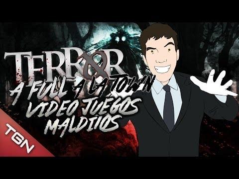 TERROR A FULL A LA TOWN: VIDEOJUEGOS MALDITOS #Terrorafull