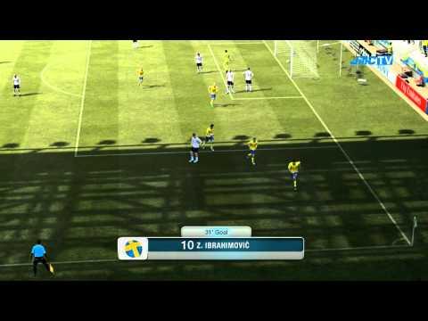 FIFA 12 - RTWC Japan 2012 - Sweden vs. Norway