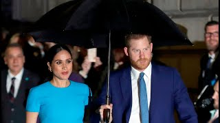 Harry and Meghan publicly booed in first UK appearance since quitting royals