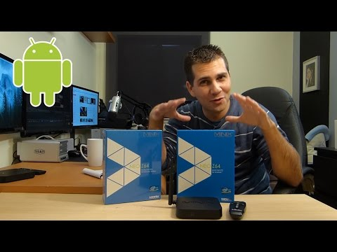 MINIX NEO Z64 | Android | Unboxing & Review