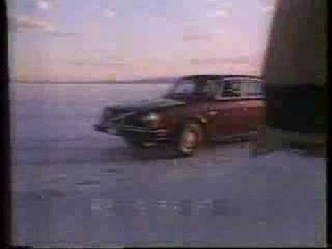 Paul Jones – Volvo Ad
