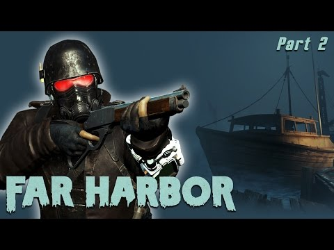 Fallout 4 - Far Harbor - Part 2