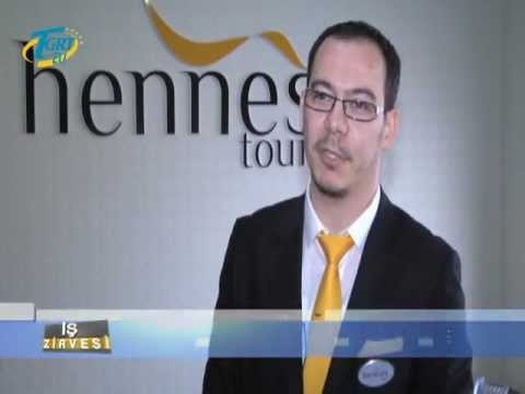Hennes Tour TGRT EU iş zirvesi programı