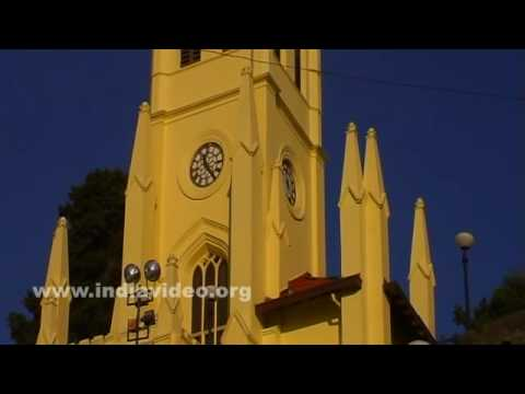 Video, Christ Church, Shimla, Tudorbethan Architecture, Himachal Pradesh
