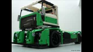"Lego Technic 42039 ""C"" Modell - Race Truck - THE BEAST by dokludi"