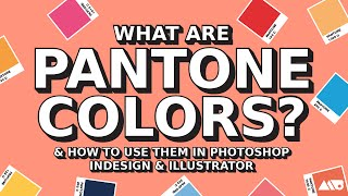 What Are Pantone Colors? & How to Use Them in Adobe Products