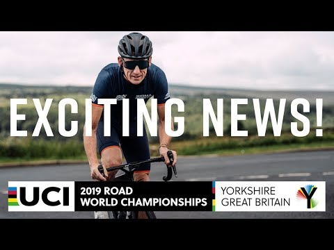 Matt Stephens' Exciting 2019 UCI World Road Championships Announcement | Sigma Sports