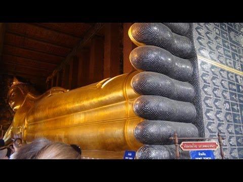 Бангкок. Ват Пхо – Храм Лежащего Будды. Bangkok. Wat Pho – Temple of the Reclining Buddha