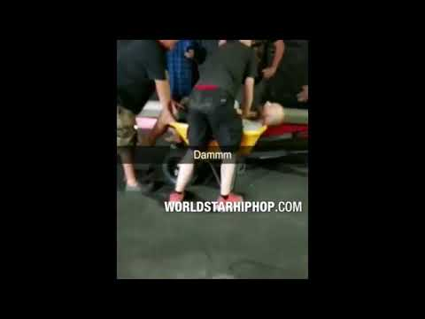 Las vegas massacre man getting cpr