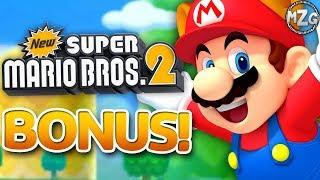 New Super Mario Bros. 2 Gameplay Walkthrough - Episode 10 / Bonus - 100% Complete!