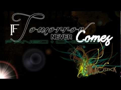 If Tomorrow Never Comes (cover) Chicko & Franky video