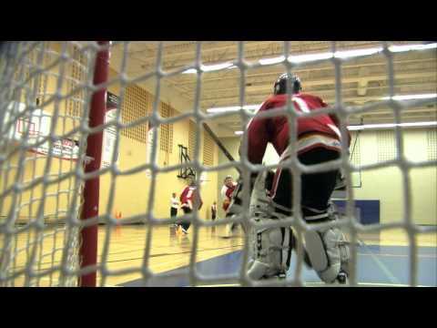 Floor Hockey - Stickhandling