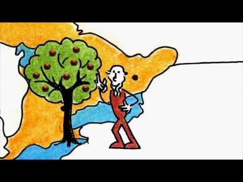 McIntosh Apple Animation