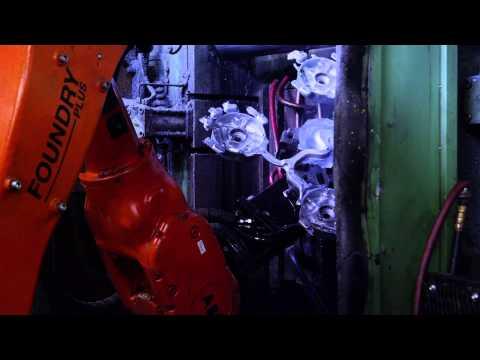 ABB Robotics – Electric Motor Manufacturing at Baldor (ABB)