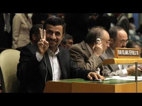 Iran s Ahmadinejad Keeps Up Bluster Against Israel