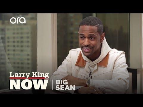 How Has Success Changed Big Sean? | Big Sean | Larry King Now Ora TV