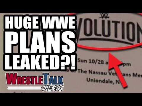 RUMOUR: HUGE WWE PLANS LEAKED?! Paul Heyman ANGRY With WWE! | WrestleTalk News Sept. 2018