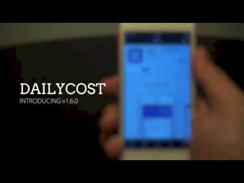 DailyCost 1.6.0 Preview