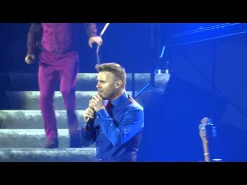 Take That - Greatest Day - 28-4-15 Glasgow HD