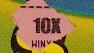 10X WIN! $20 Hit 1 Million #6 Texas Lottery
