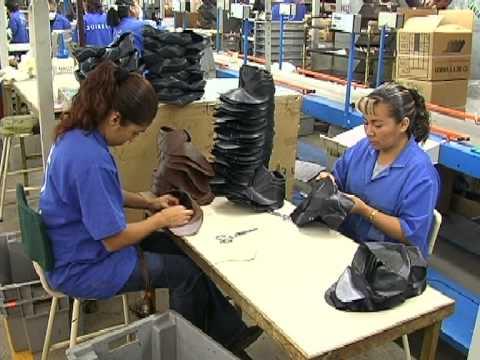 video elaboración de calzado