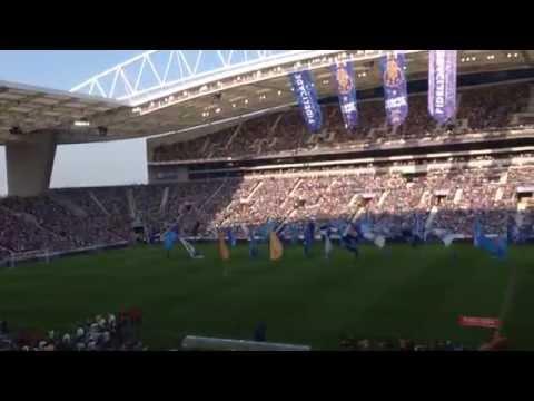 Jogo Apresentação época 2014 2015 - hino FC Porto