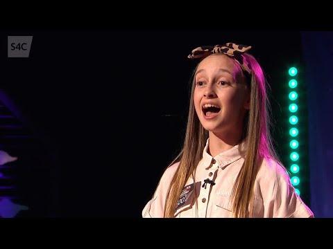 Morgan | Chwilio am Seren | Junior Eurovision 2019 | Cymru | Wales