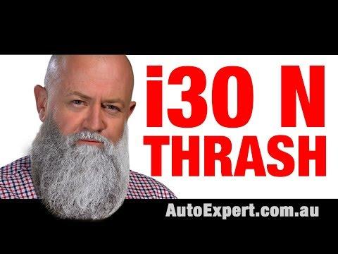 Hyundai i30 N review (road & track test) Australia   Auto Expert John Cadogan