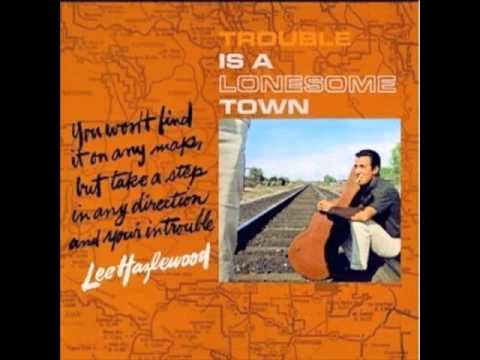 Lee Hazlewood - Long Black Train