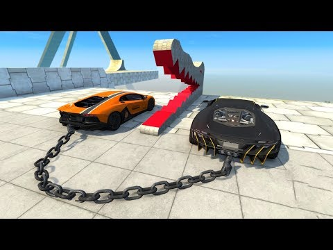 High Speed Jumps/Crashes BeamNG Drive Compilation #5 (Beamng Drive Crashes)