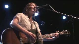 Kathleen Edwards - Pink Emerson Radio @ Melkweg, Amsterdam