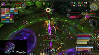 [Mythic] Demonic Inquisition 7.3 (Feral/Melee PoV )Top 10 Rank (WHO NEEDS BOOMKIN? :D)