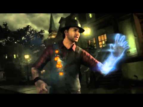 Murdered Soul Suspect Trailer E3 2013 Official Trailer HD