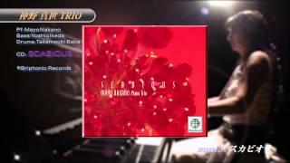 仲野真世ピアノトリオ / scabious スカビオサ