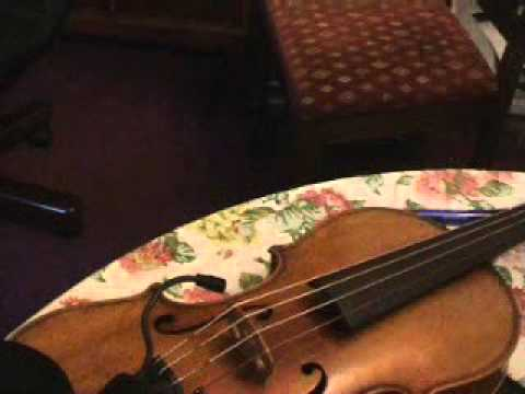 Anuragini Itha ..violin Solo video