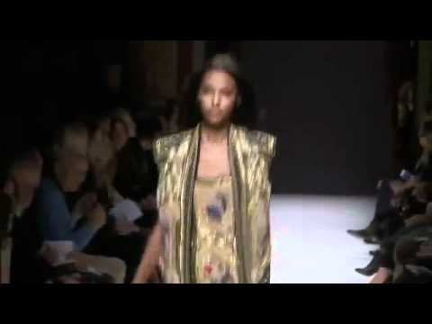 Balmain Fall 2012/2013 Full Fashion Show
