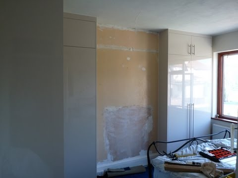 Built In Wardrobes Alcoves Signature Collection Sand