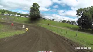 ATV PRO CLASS QUALIFIER WITH NICK MOSER- 2013