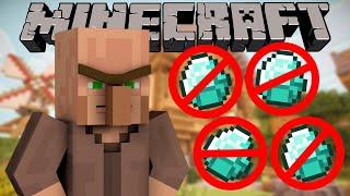 Why Villagers hate Diamonds - Minecraft