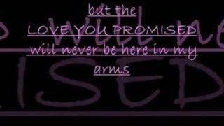 Watch Cascada Love You Promised video