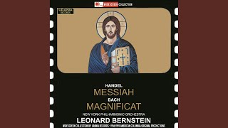 Messiah Hwv 56 Part I But Who May Abide The Day Of His Coming Bass