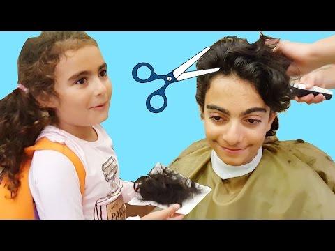 Okula Dönüş | Ege Saçlarını Kestiriyor | UmiKids