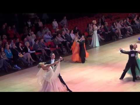 Blackpool 2013 Junior Ballroom Waltz Semi-final