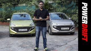 """TenHut VLog - Experiment: """"Kya Hyundai Santro Mehengi hai?"""" : PowerDrift"""