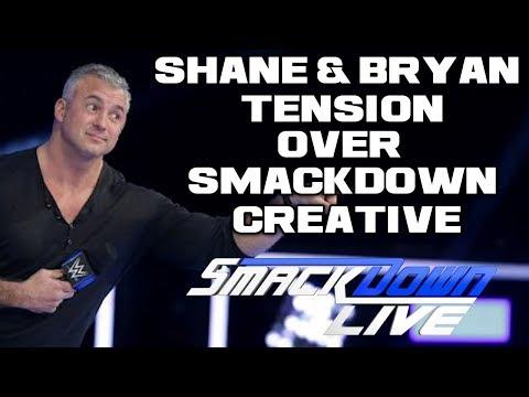 WWE Smackdown Live 1/9/18 Full Show Review: MORE TENSION BETWEEN SHANE MCMAHON & DANIEL BRYAN