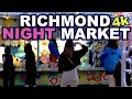 Guide To Richmond Night Market 2018 (4K) | Guide To Vancouver BC