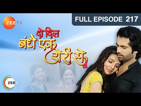Do Dil Bandhe Ek Dori Se - Episode 217 - June 06 2014