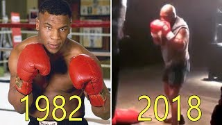Evolution of Mike Tyson  in Boxing 1982-2018